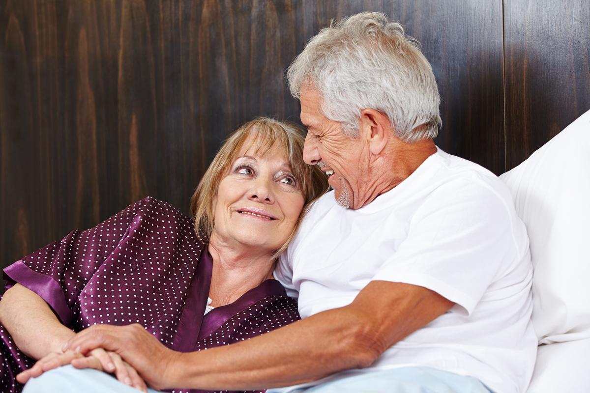 La sexualité chez les seniors : Le sexe après 50 ans